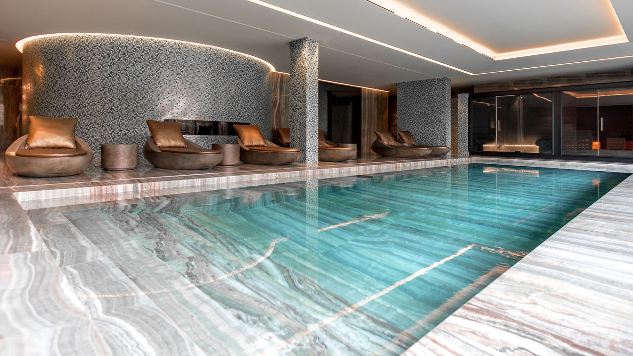 Vila Foz interior pool SPA